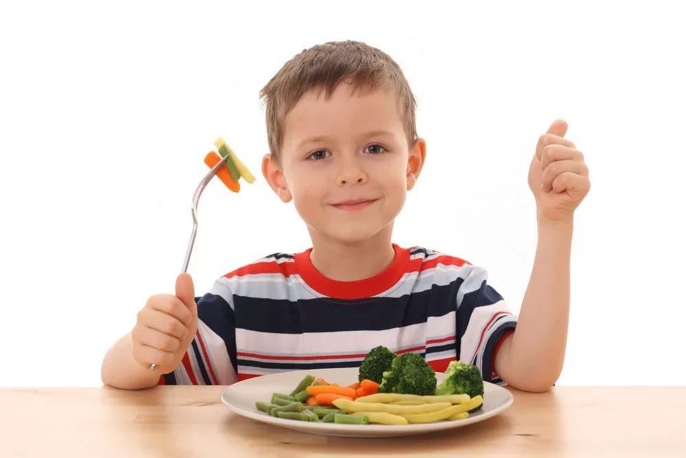 Щелочеобразующие продукты в рационе детей