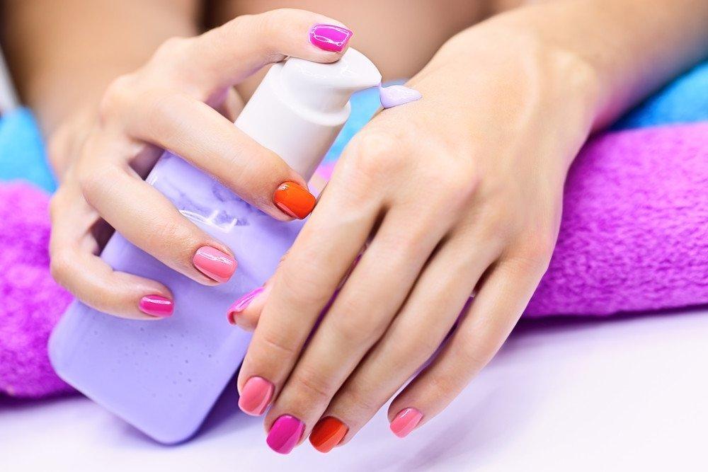 Защитите ногти от негативных внешних воздействий