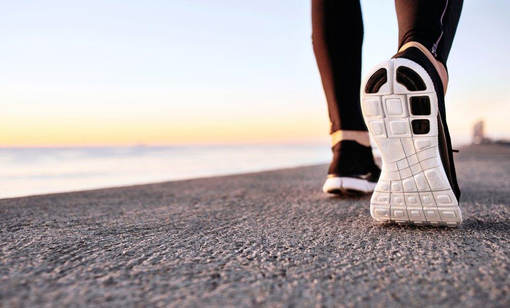 Как рассчитать скорость ходьбы?