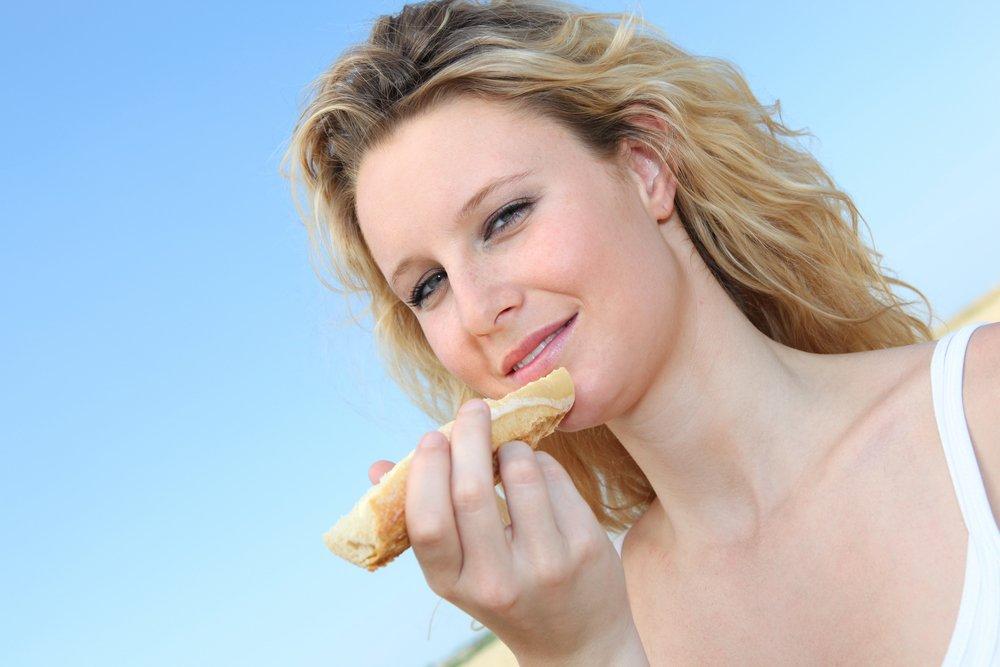 Диеты, в которых можно употреблять хлеб