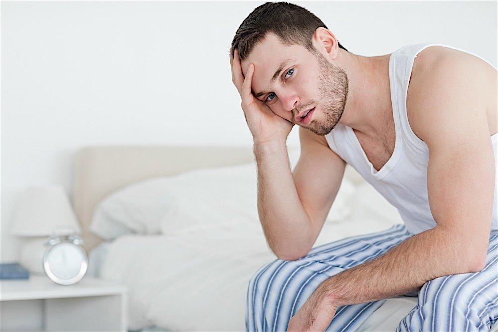 Сексуальные нарушение при хроническим простатитом