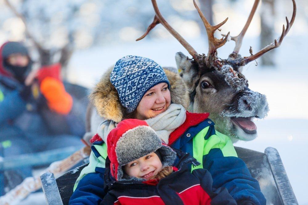 Воспитание в скандинавских странах