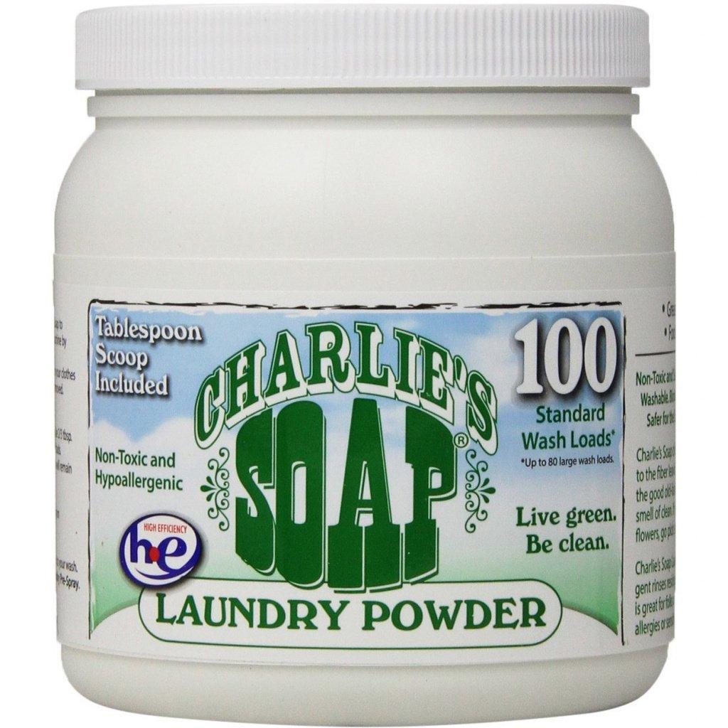 Стиральный порошок Charlie's Soap