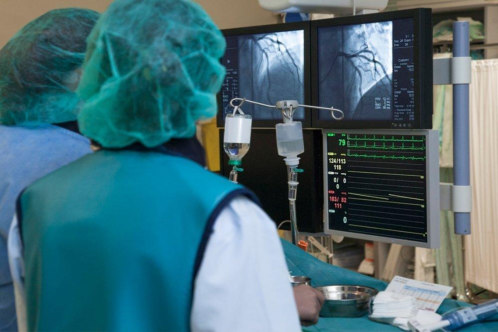 Что можно сделать в ходе катетеризации сердца?
