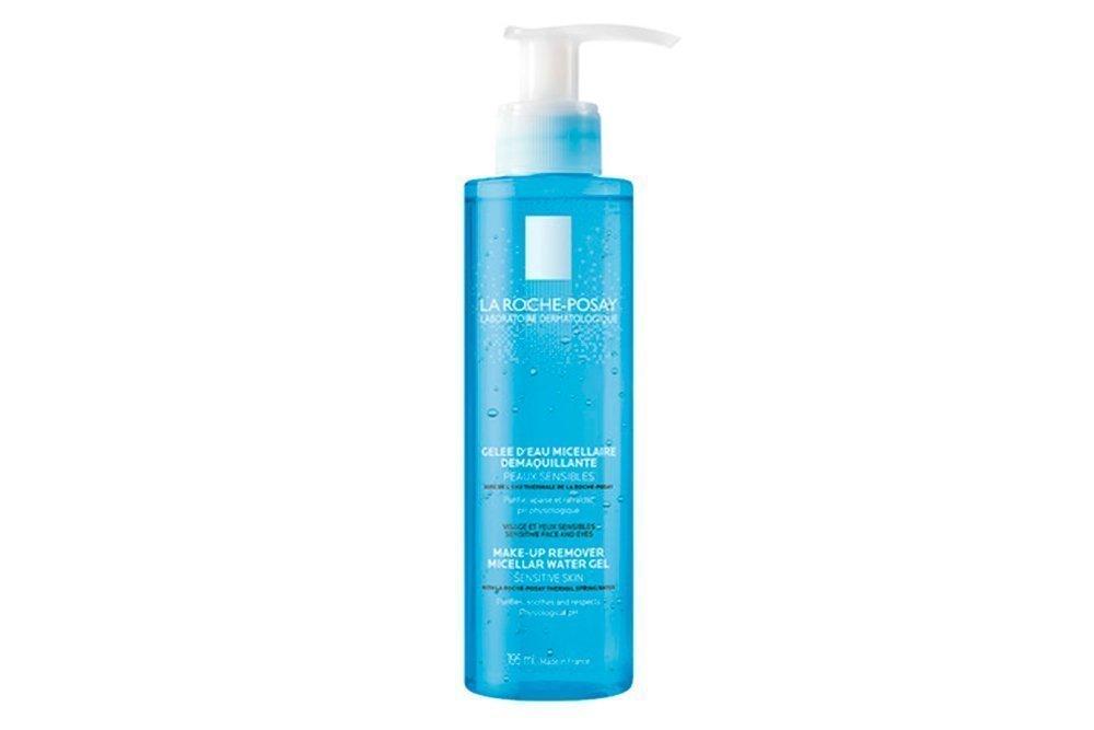 Мицеллярный очищающий гель для снятия макияжа на основе термальной воды LA ROCHE-POSAY