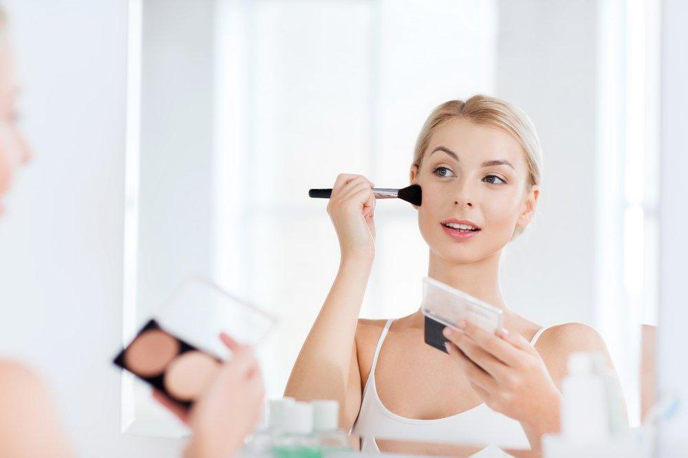 Минеральный макияж: от древности до наших дней
