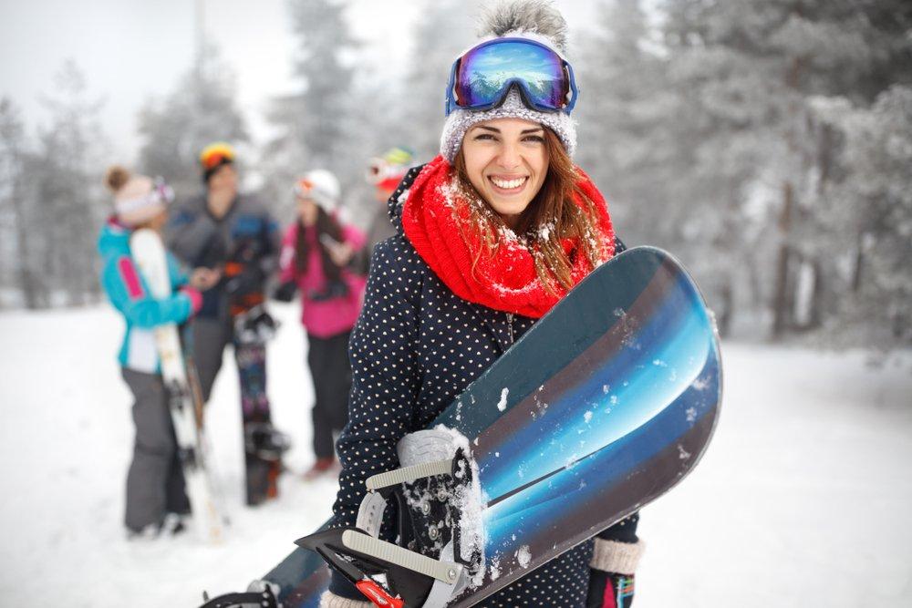 Сноубординг — вид активного отдыха