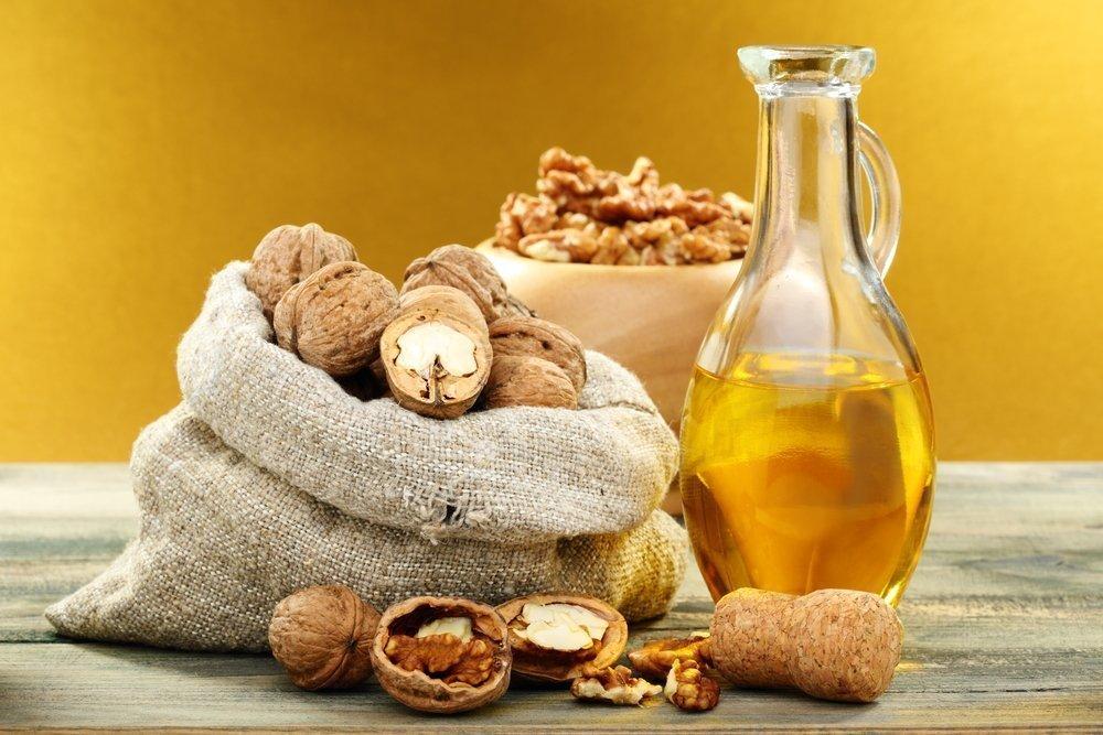 3. Соленые орехи и ореховое масло