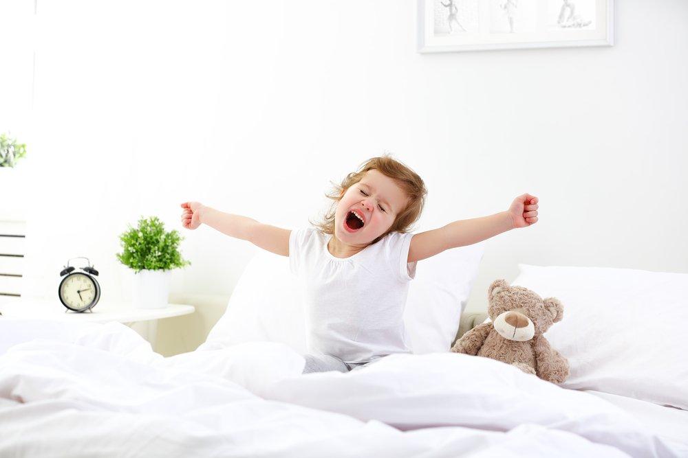 Утренний веселый ритуал — залог хорошего настроения