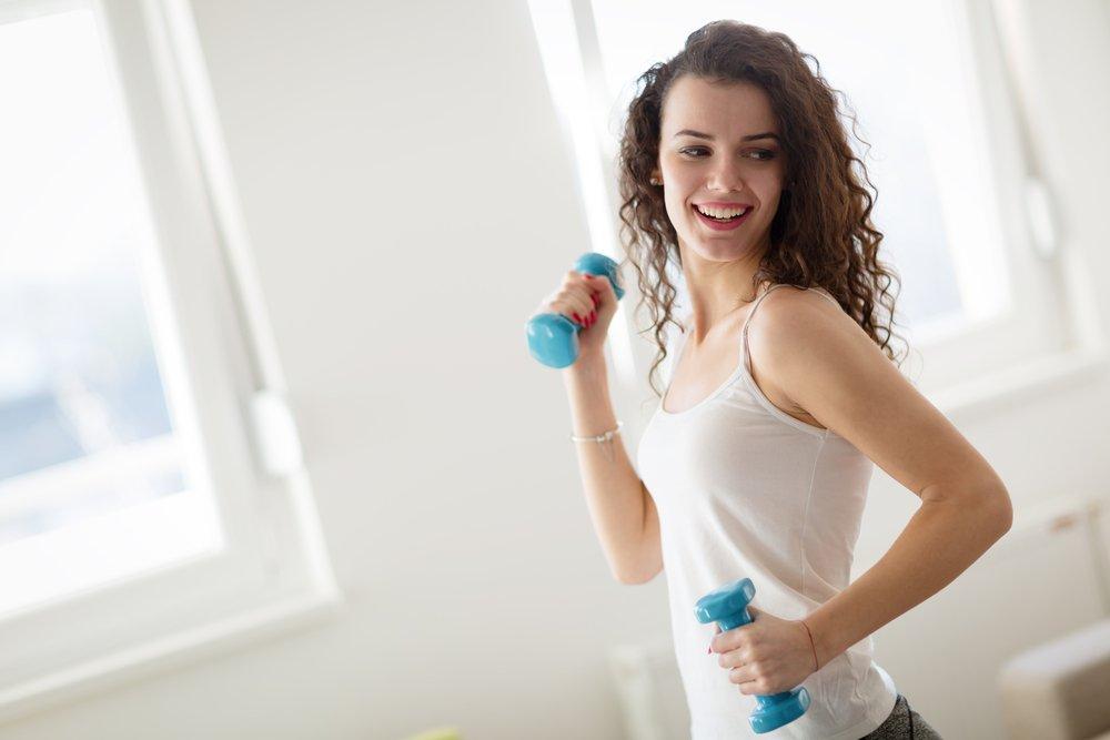 Домашний тренинг: преимущества и особенности
