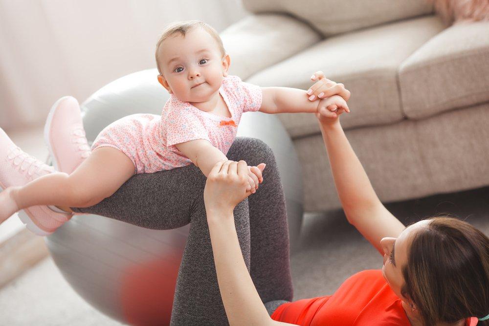 Тревога о грудничке и другие причины стресса молодых мам
