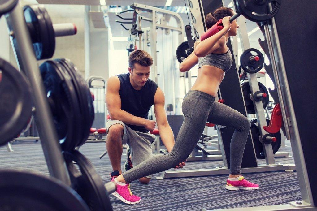 Фитнес упражнения для развития силовых показателей