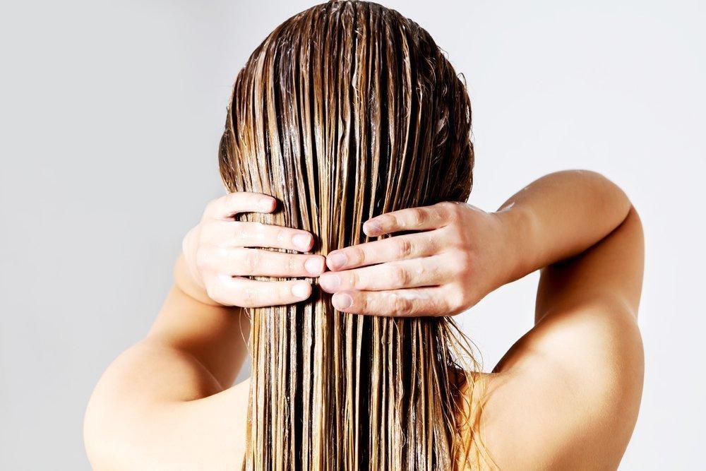Ряженка для волос