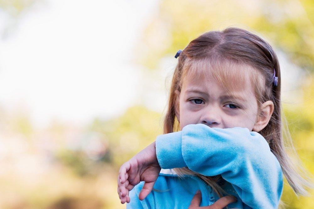 Родители помогут при сильном кашле