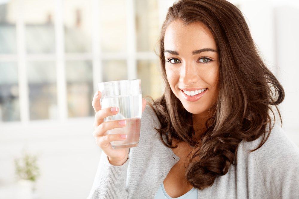 Минеральный состав питьевой воды