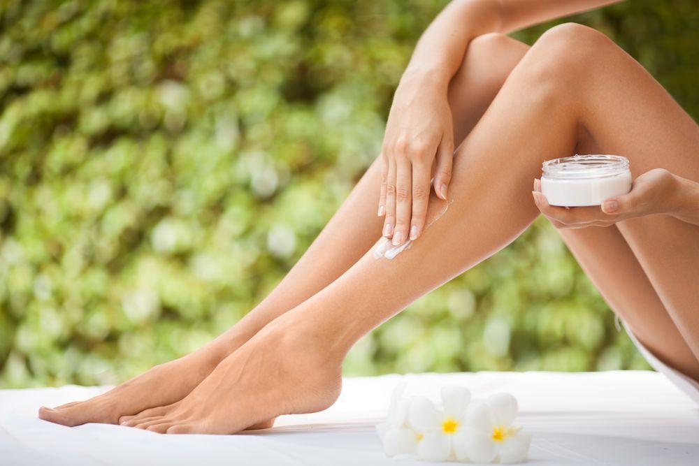 Уход за кожей после проведения тридинга