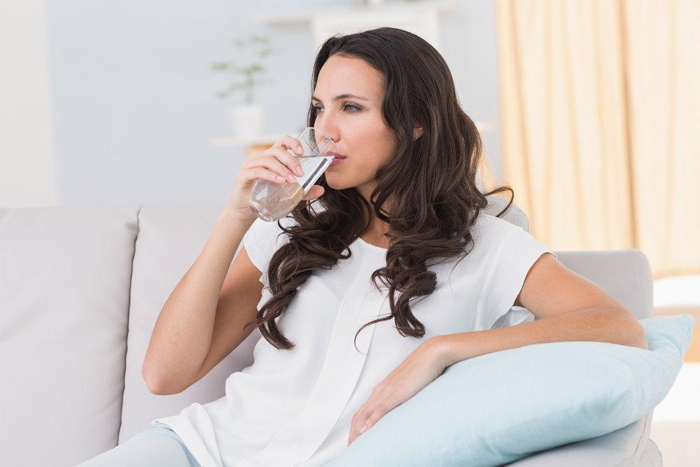 Питьевой режим при лактации
