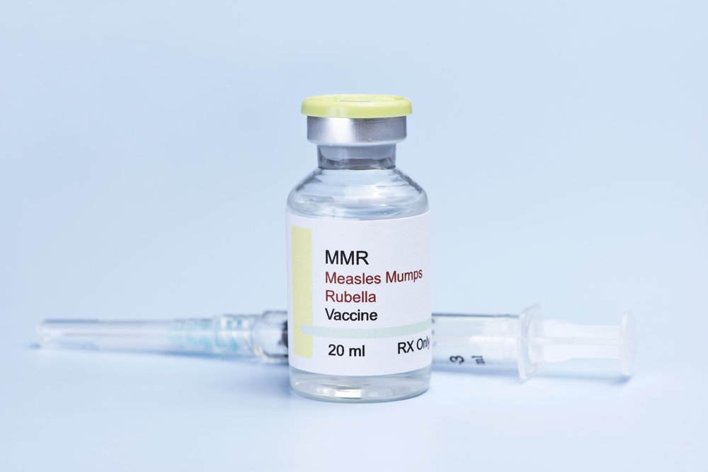 Реакция на прививку от краснухи