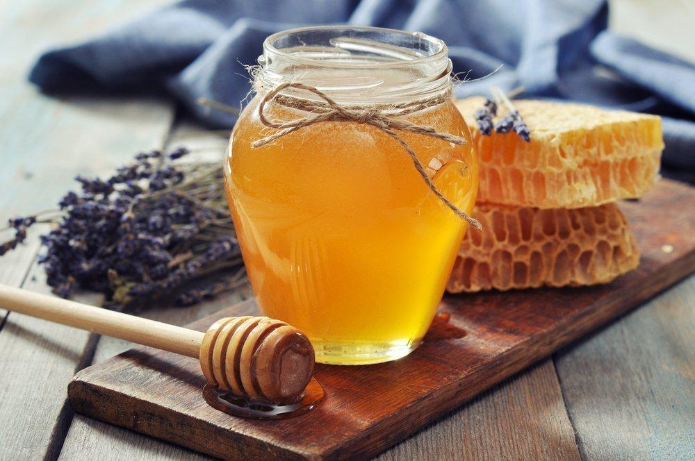 Вода с медом для правильного похудения