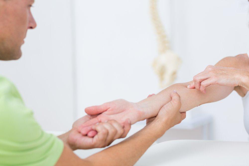 Синдром гипермобильных суставов