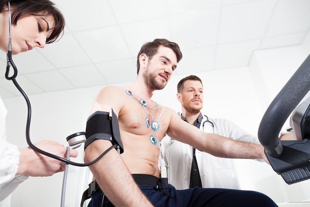 Что такое нагрузочные тесты в кардиологии