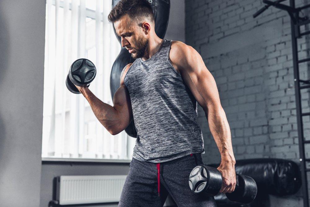 Лучшие упражнения для развития мускулатуры верхних конечностей