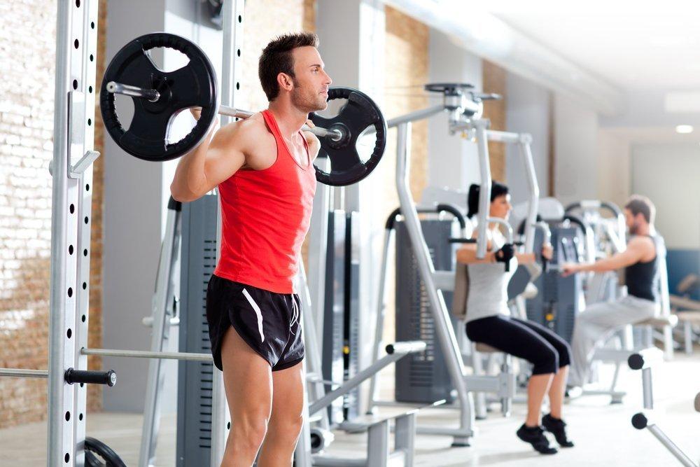 Программа выполнения упражнений для мышц