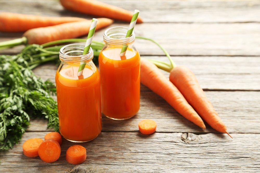 Морковь С Кефиром Для Похудения. Морковная диета