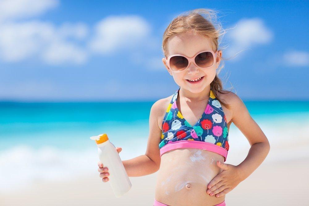 8. Правильно подбирайте солнцезащитный крем
