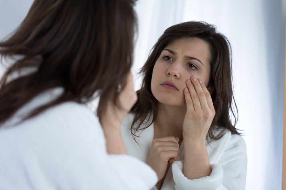 Вторичные поражения кожи: корки, шелушения