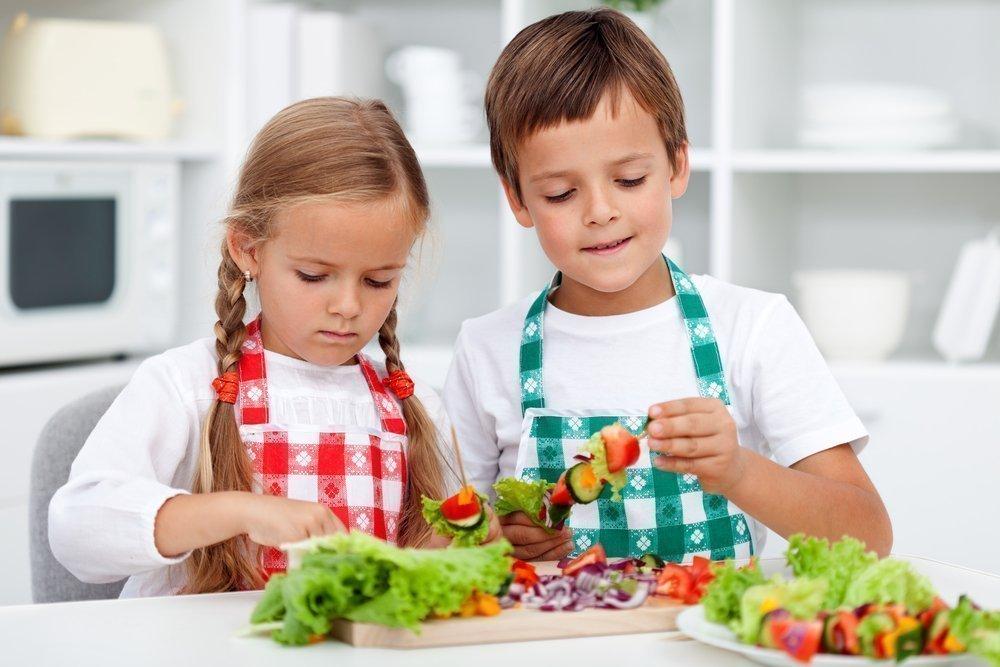 Условия обеспечения здорового питания детей