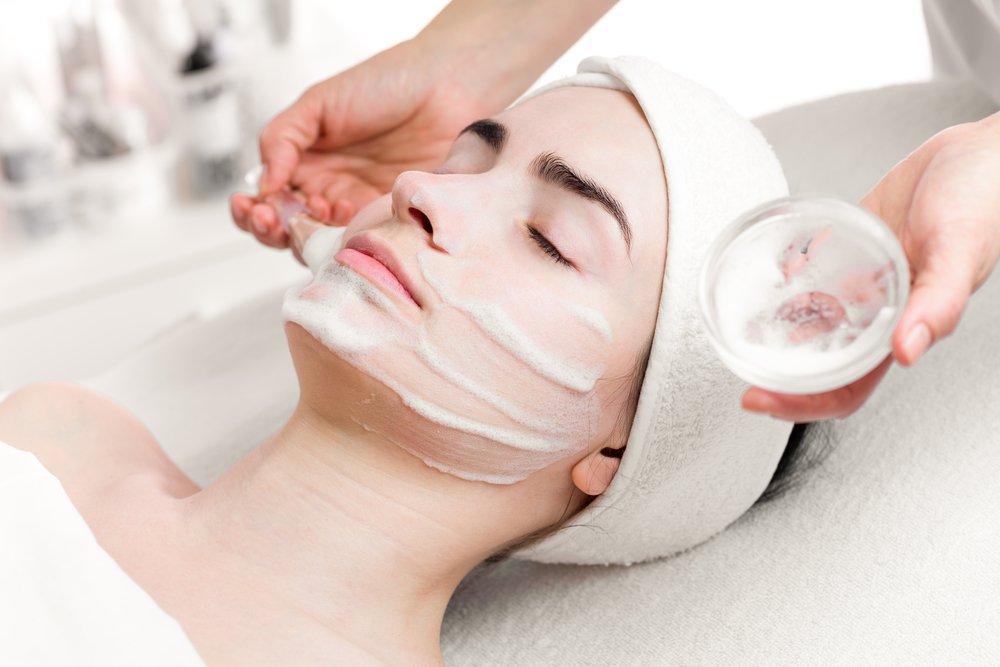 Фруктовые кислоты для пилинга кожи лица