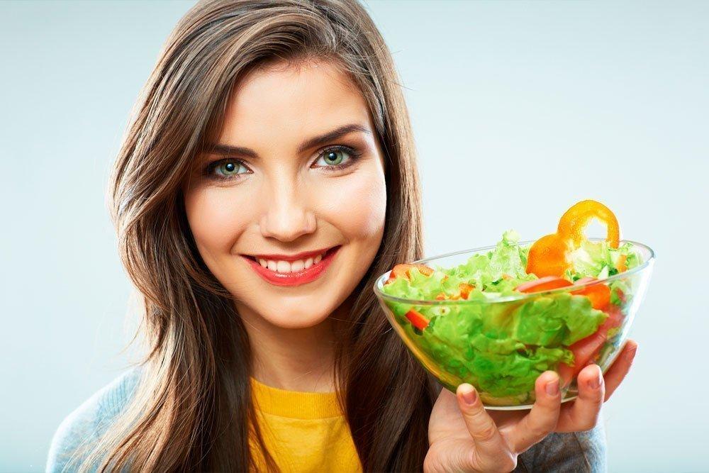 Правила питания для похудения дома