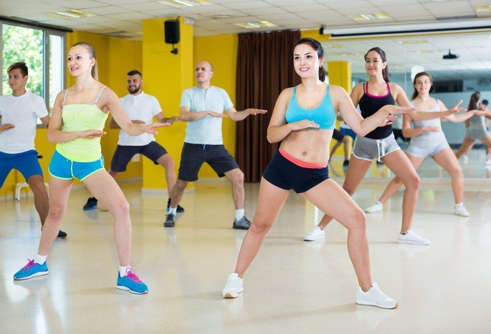 Групповые фитнес-тренировки