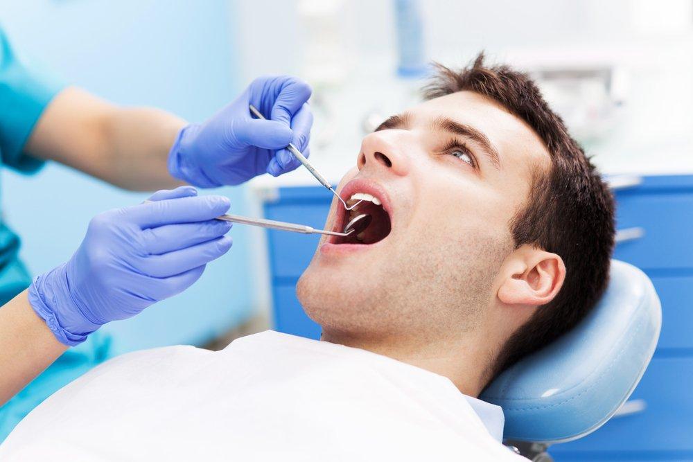 Главные осложнения травм зубов