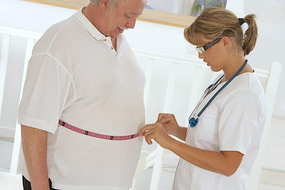 Проблема ожирения и питания при диабете