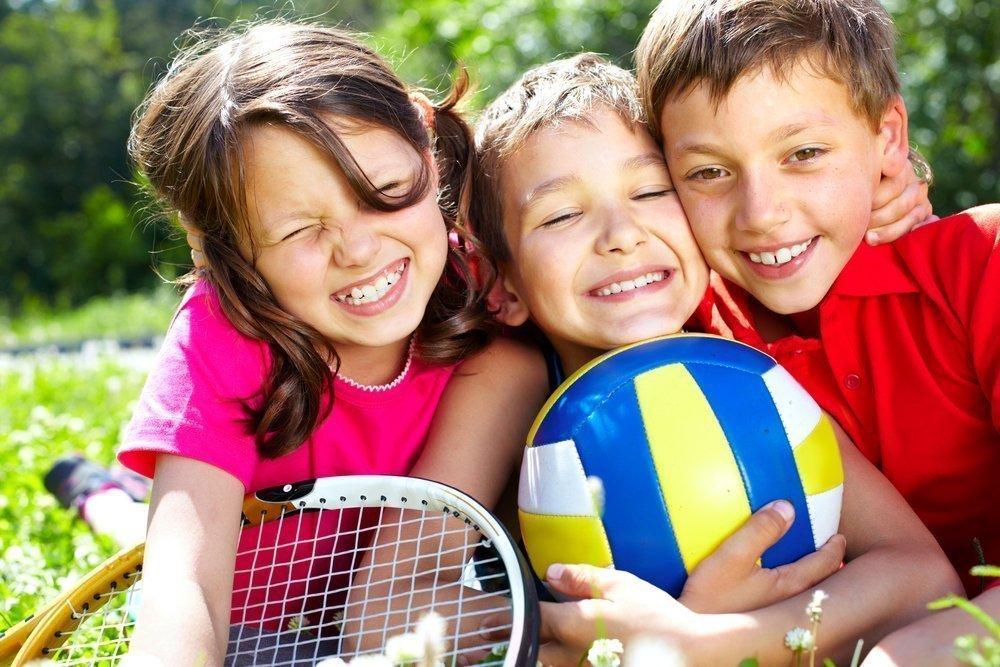 Как укрепить здоровье детей?