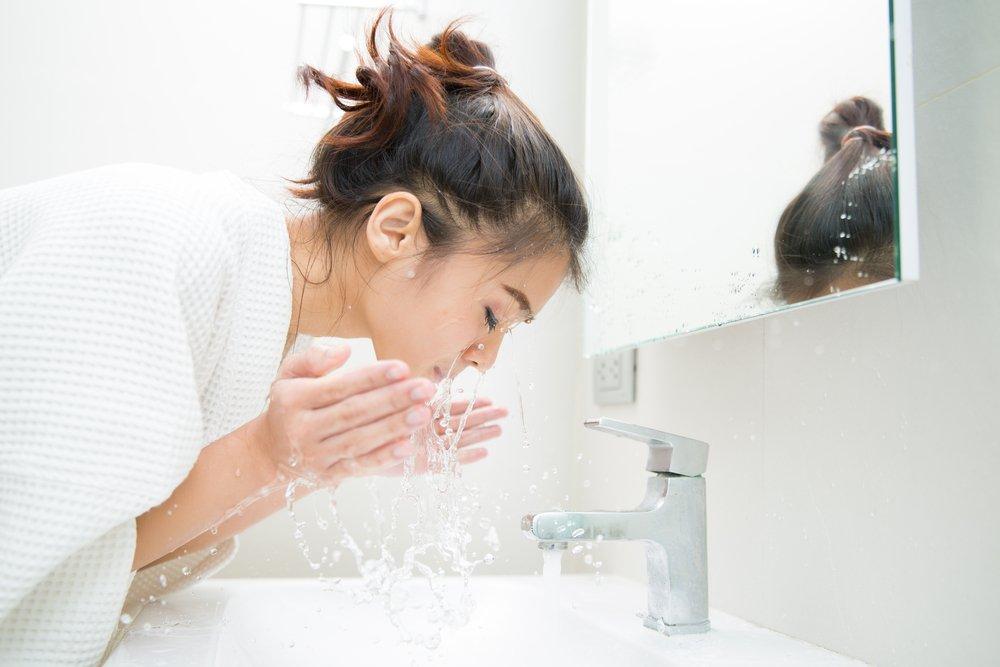 Отравление при контакте токсина с кожей