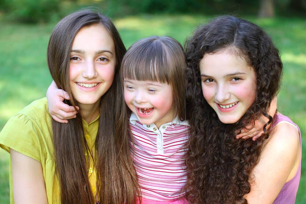Воспитание детей с синдромом Дауна: как помочь развитию ребенка?