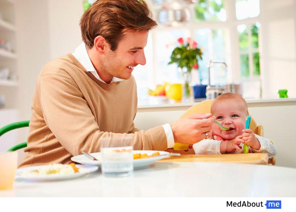 Прикорм ребенка: здоровое меню