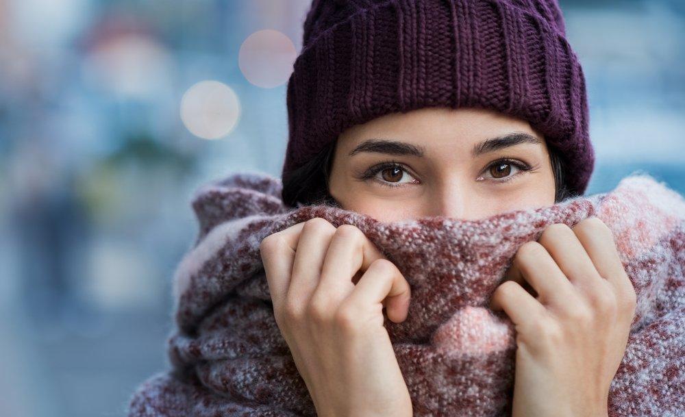 Картинка холод на улице