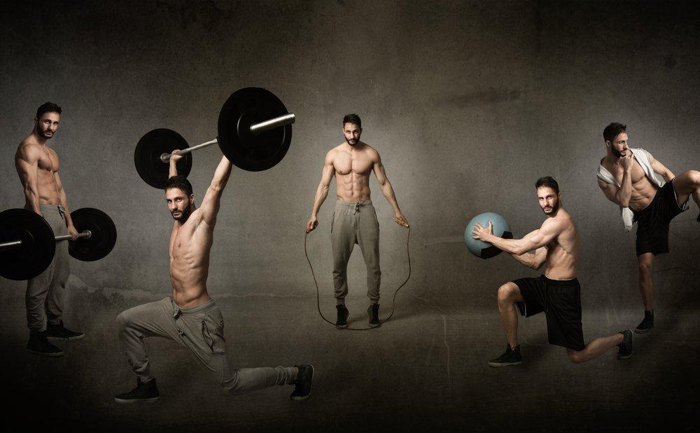 Преимущества высокоинтенсивных упражнений