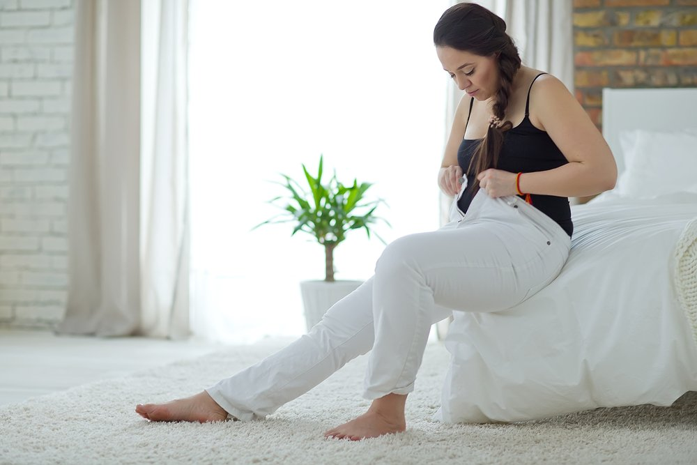 Беременность и роды: как подтянуть живот после рождения малыша?