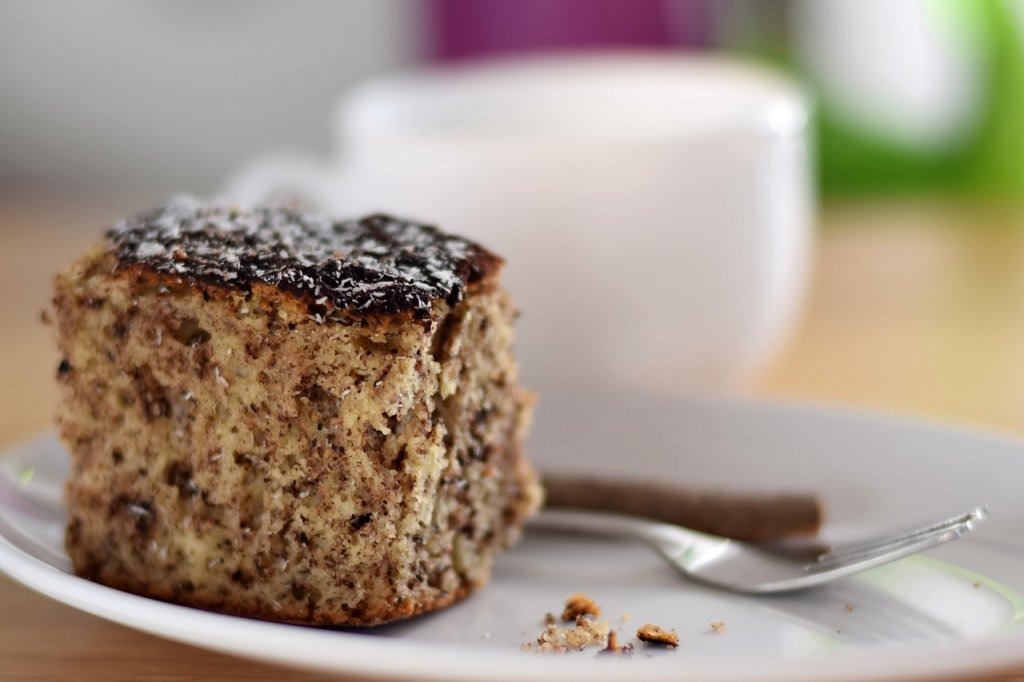 Простой рецепт шоколадно-кофейного кекса