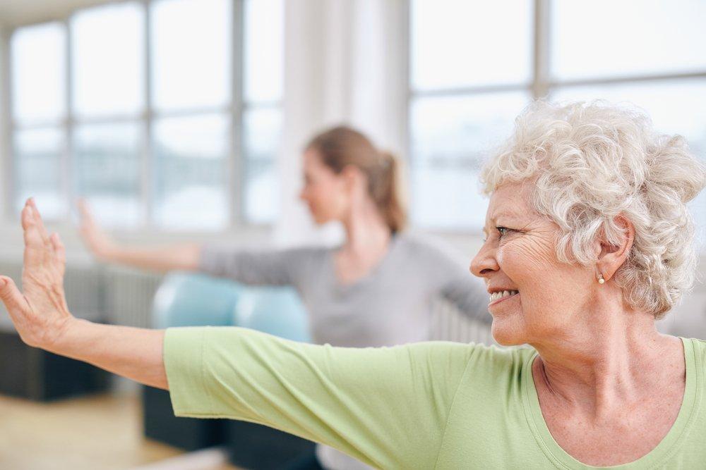 Методы и приемы лечения суставов гимнастикой