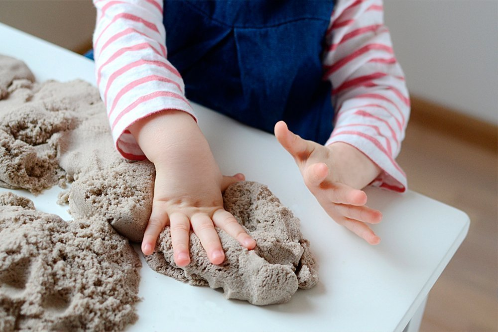 Оставляем отпечатки на песке