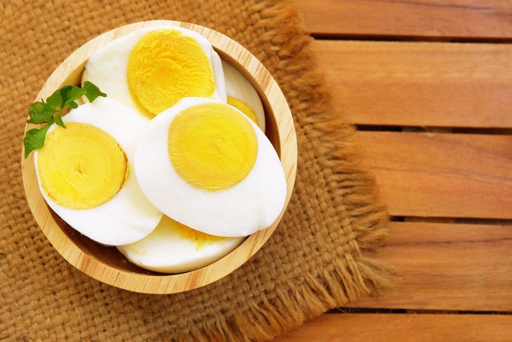 Похудение с витаминами: особенности яичной диеты на 4 недели