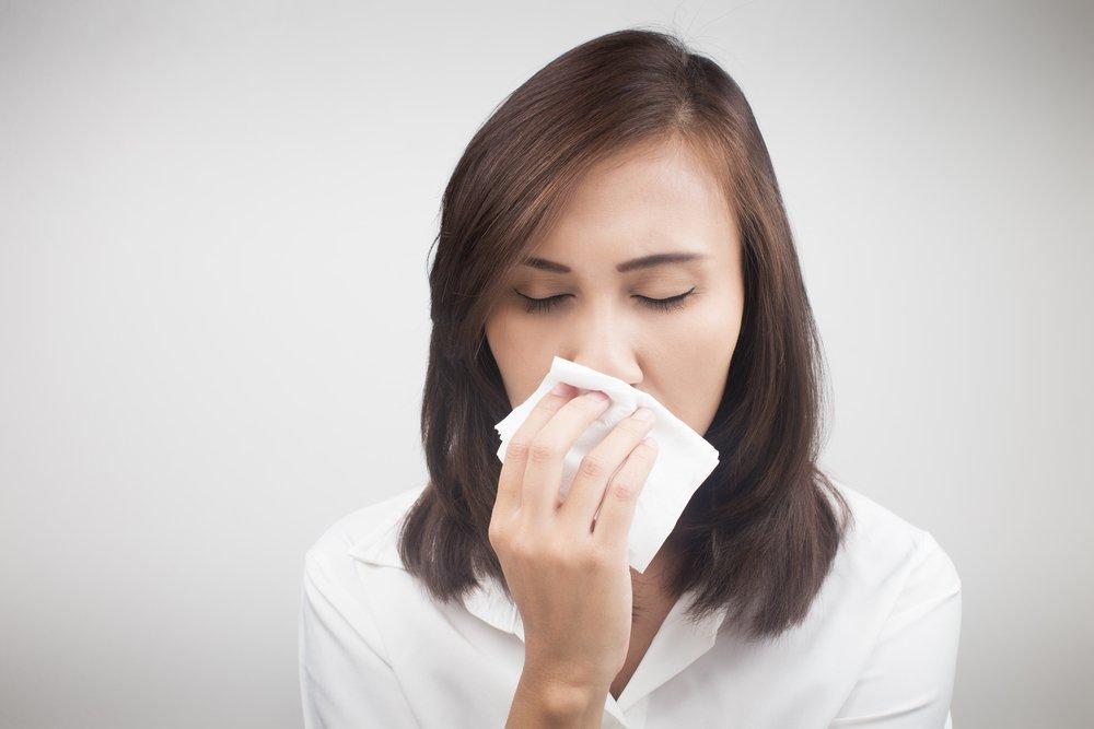 Аллергия к плесневым грибкам