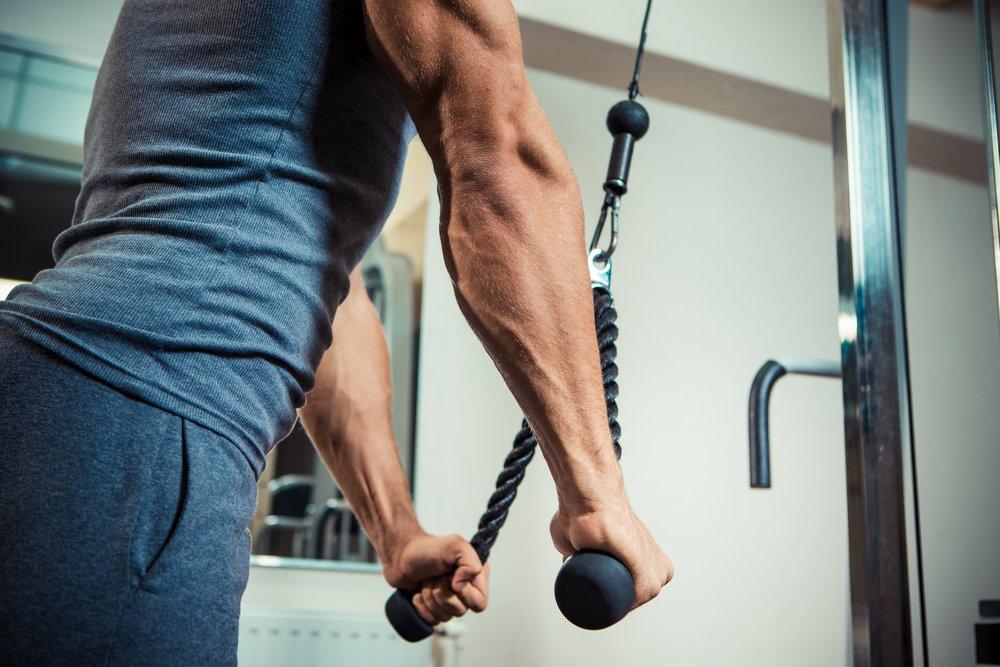 Статические упражнения для подготовки спортсмена