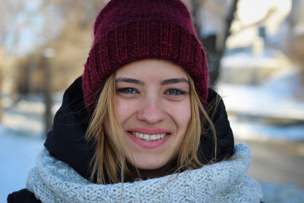 Зимний холод и механизмы слезотечения